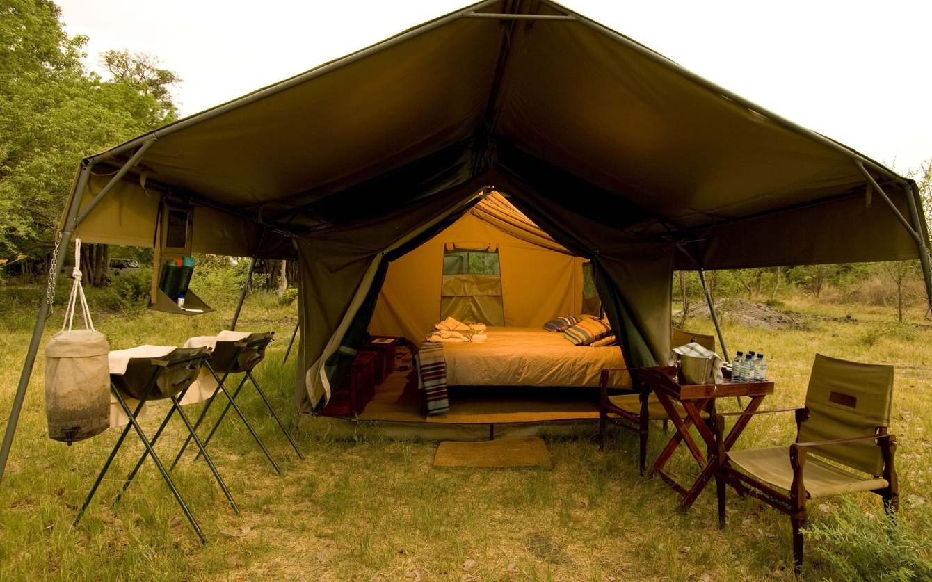 Lodges & Tented Camps