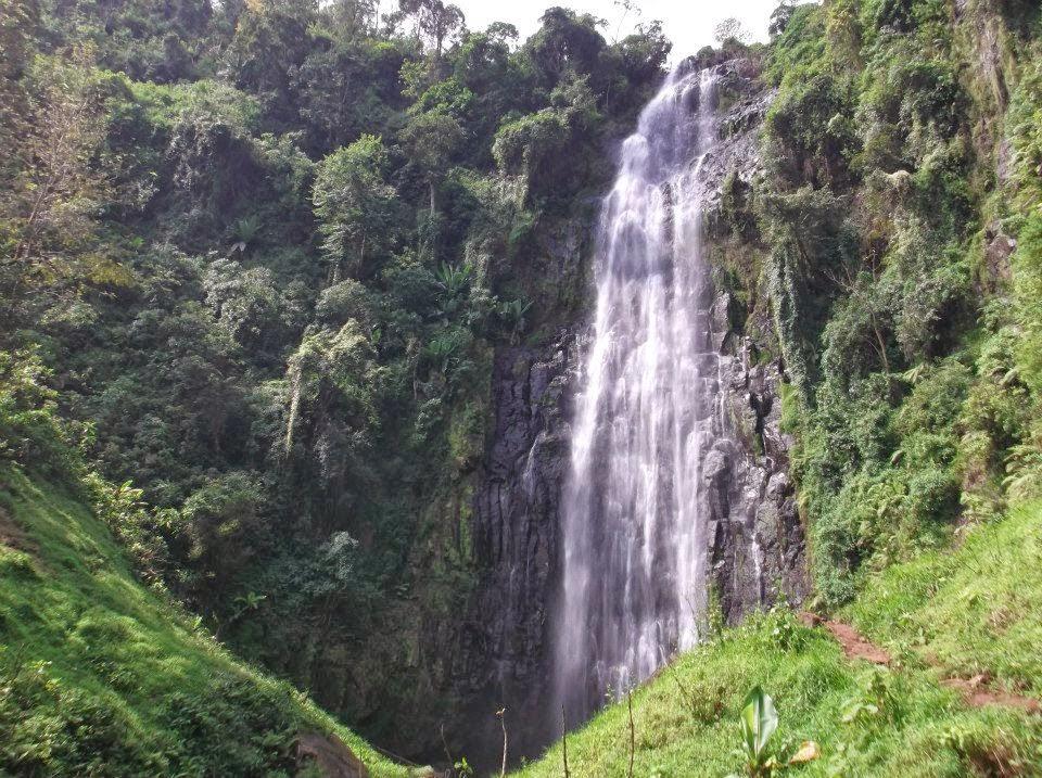 Karibu Adventures - Marangu water falls