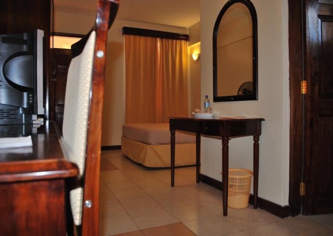 karibu adventure - standard room