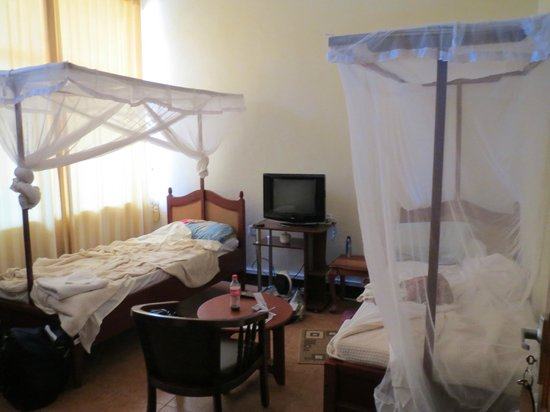 Karibu Adventures - stella maris room