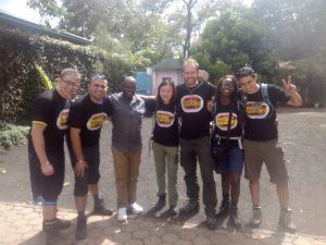 Kilimanjaro Climbing Group