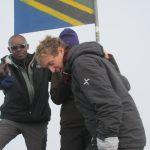 Mount Meru Climb