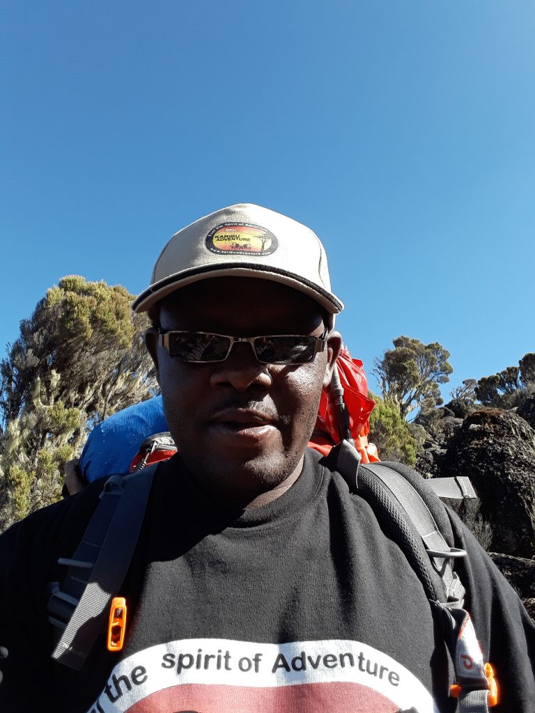 Karibu Adventure founder & Chief guide