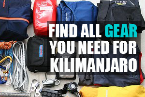 Kilimanjaro Climbing Gear