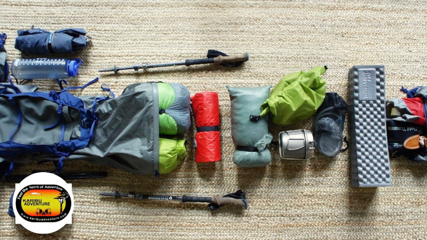 Right Gear For Kilimanjaro