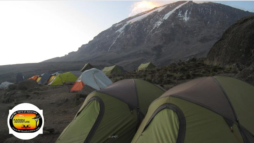 Toilet On Kilimanjaro