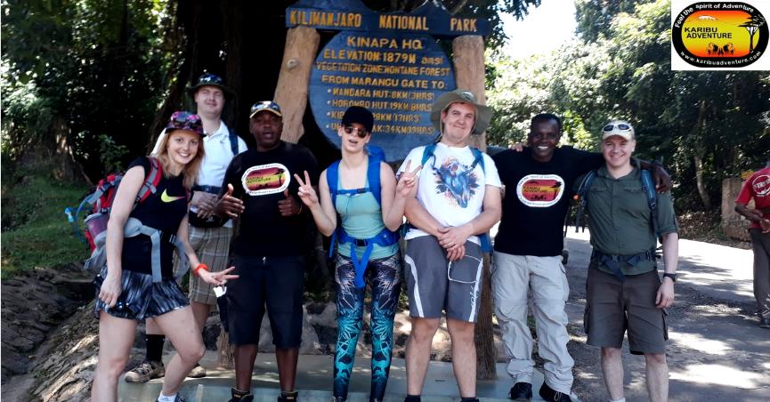 Highest Level Of Safety And Professionalism On Kilimanjaro